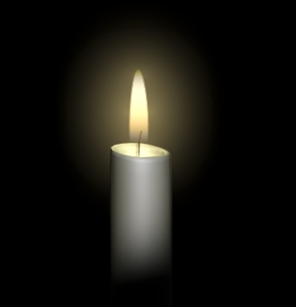 A candle for Jennifer and her baby that died in the womb. May she see the light and know she is not alone.