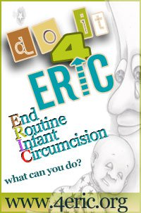 Do it for ERIC - End Routine Infant Circumcision